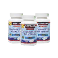 Glucosamine Kirkland HCL 1500mg 100 viên