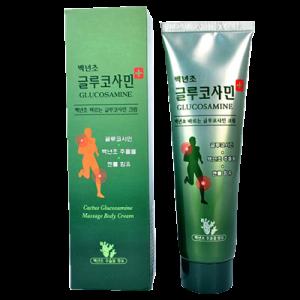 Dầu xoa bóp glucosamine dạng tuýp Hàn Quốc
