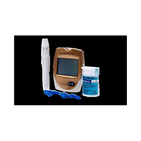 Máy đo đường huyết 3 trong 1 EasyMate GCU