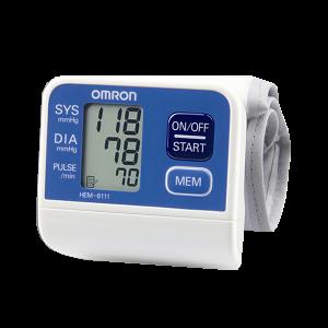 Máy đo huyết áp Omron HEM 6111