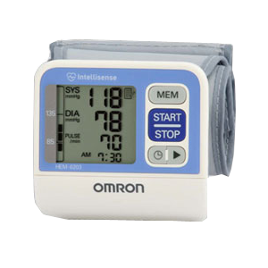 Máy đo huyết áp Omron HEM 6203