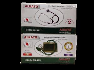 Máy đo huyết áp cơ Alkato