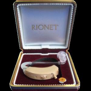 Máy trợ thính không dây Rionet HB23P Nhật Bản