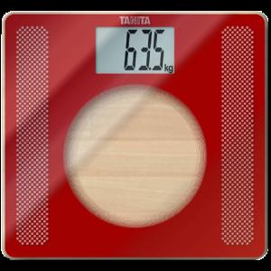 Cân sức khỏe Tanita 381 – Mặt kính siêu bền