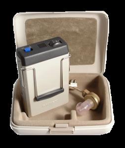 Máy trợ thính Rionet HA20DX Nhật Bản