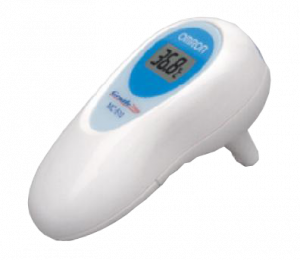 Nhiệt kế đo tai Omron MC 510