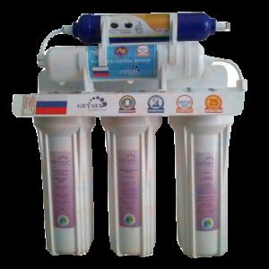 Máy lọc nước Nano Geyser GK4( 4 cấp lọc, lọc nước máy)