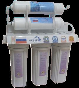 Máy lọc nước Nano Geyser TK5( 5 cấp lọc, lọc nước máy)