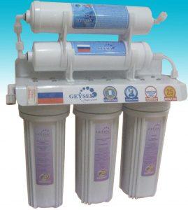 Máy lọc nước Nano Geyser TK4( 4 cấp lọc, lọc nước máy)