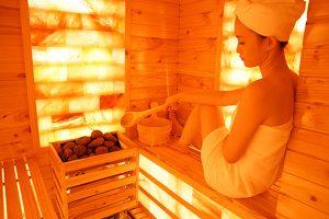 Xông hơi giúp cải thiện sức khỏe và sắc đẹp
